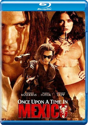 Once Upon a Time in Mexico (2003) 480p 300MB Blu-Ray Hindi Dubbed Dual Audio [Hindi + English] MKV