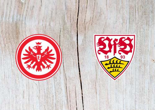Eintracht Frankfurt vs VfB Stuttgart - Highlights 31 March 2019