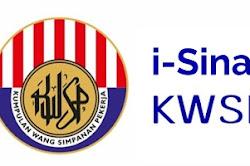 Permohonan & Kadar i-Sinar (Pengeluaran Akaun 1 KWSP)