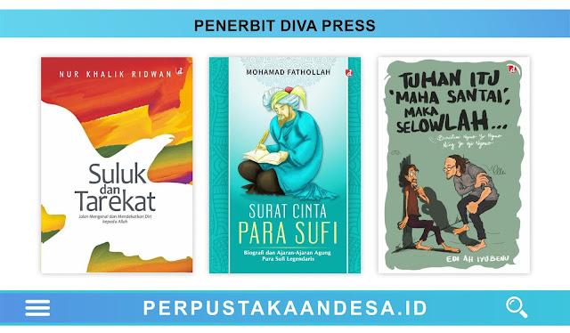 Daftar Judul Buku-Buku Penerbit Diva Press