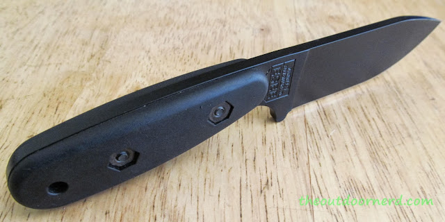 Ka-Bar Becker BK14 Eskabar Fixed Blade Knife: Top View 2