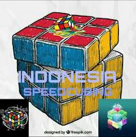 Logo Indonesia Speedcubing