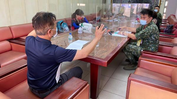 化學兵明起挺進彰化市地毯式消毒 稀釋漂白水請民眾安心