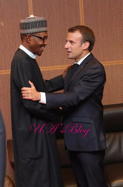 BUSINESSEco: French President Macron endorses use of new currency by Nigeria, 14 others [Full list]