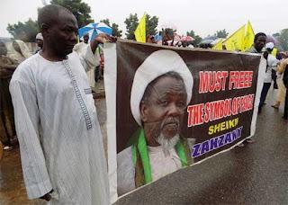 Protes di Gedung Parlemen Nigeria, Puluhan Kaum Syiah Ditangkap Polisi