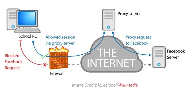 5 Cara Bypass School Firewall dan Apa Dampaknya - Ninna Wiends
