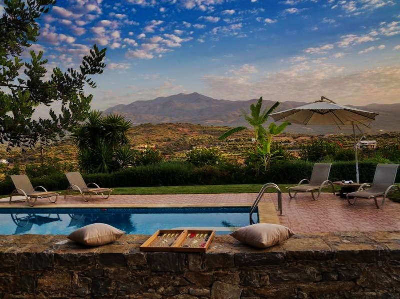 Crete - Greece - Melidoni X Village