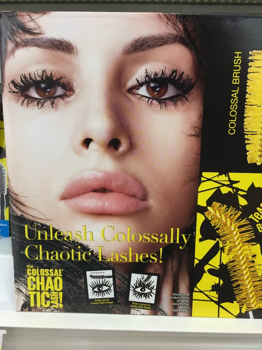 156f8486b59 Maybelline The Colossal Chaotic Lash Mascara Review | The Budget ...