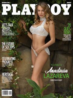 Playboy Suecia – Octubre 2019 PDF digital