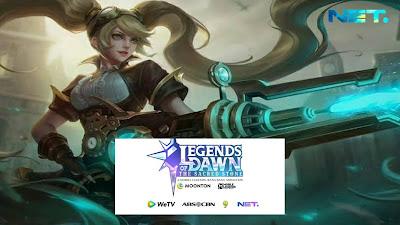 Kapan Animasi Mobile Legends Tayang di Net Tv?