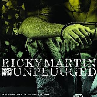 Ricky Martin-MTV Unplugged