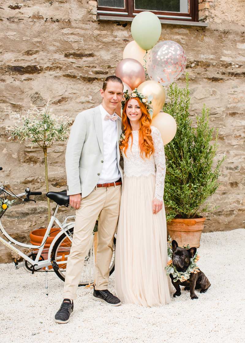 ELOPE: INTIMATE MEDITERRANEAN COUNTRY WEDDING INSPIRATION   GERMANY