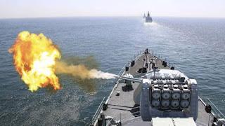 Astaga! Kemenangan Joe Biden Bakal Picu Perang Mengerikan di Laut Natuna Utara?