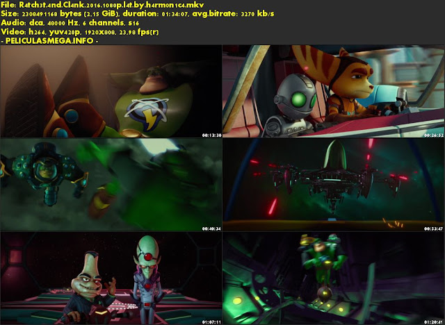 Descargar Ratchet y Clank Latino por MEGA.