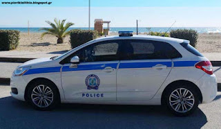 Συνελήφθη στην Πιερία για απόπειρα κλοπής