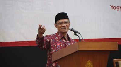 Pidato Pengajian Ramadhan 1422H/2021M Oleh Prof. Haedar Nashir