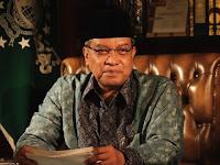 Dicatut Metro TV, Kiai Said Bantah Hadiri Istigotsah Kubu Ahok
