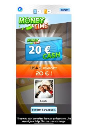 Bravoloto , money time