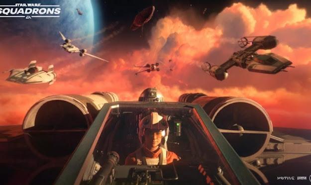 Star Wars : Squadrons débarque au mois d'octobre