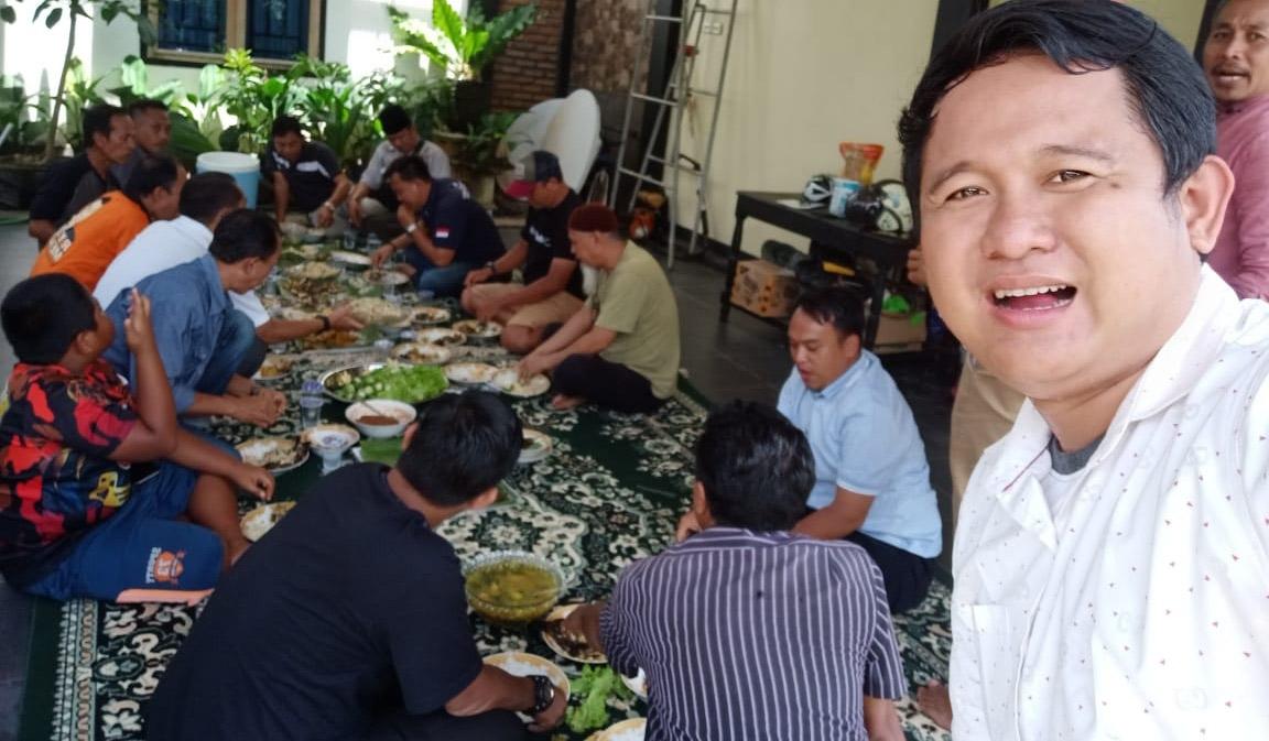 Ciptakan Kesolidtan, MPC Pemuda Pancasila Lampura Gelar Nyeruit Bersama