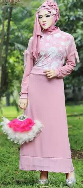 Foto Model Busana Muslim Terbaru