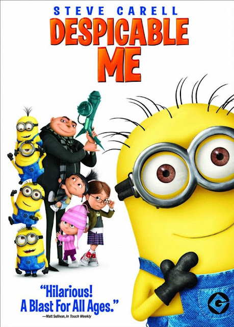 Despicable Me 2 2013 animatedfilmreviews.filminspector.com
