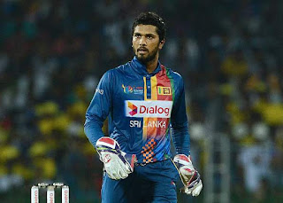Chandimal suspend for 2 T20Is