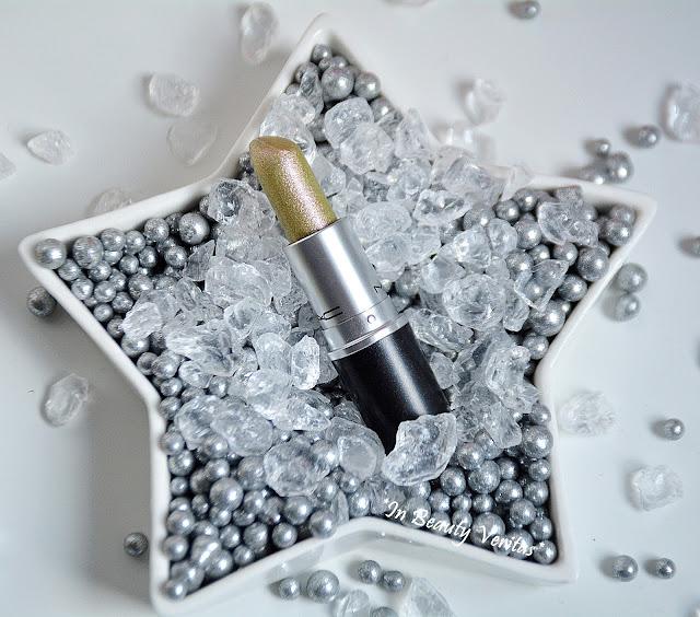 mac liquid lurex swatches, mac lipstick swatches, mac it's strike, mac dazzle lipstick