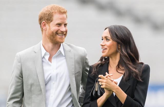 Kolejna oficjalna podróż Meghan i Harry'ego + Nowe informacje na temat księżnej Sussex