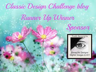 Classic Design Runner Up