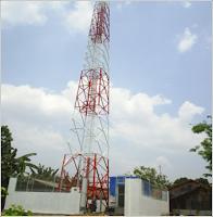 HARGA TOWER SST 62 METER