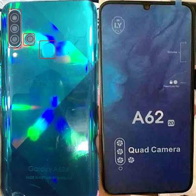 Samsung Clone A62'20 Flash File