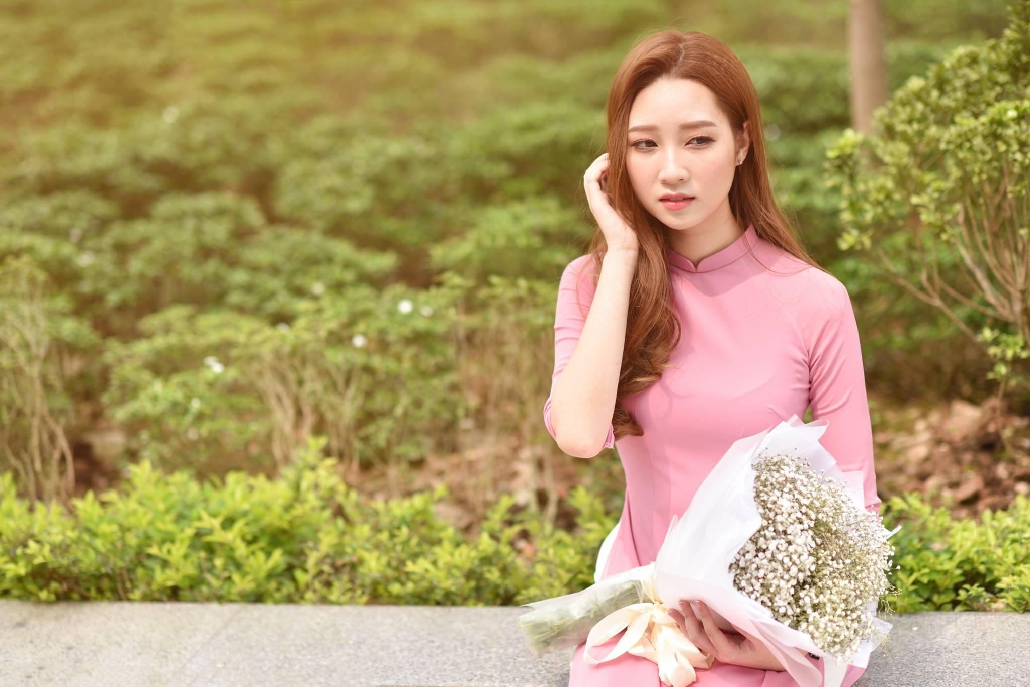 Hot girl Cù Phương Linh sở hữu ngoại hình xinh như mỹ nhân Hàn - 8