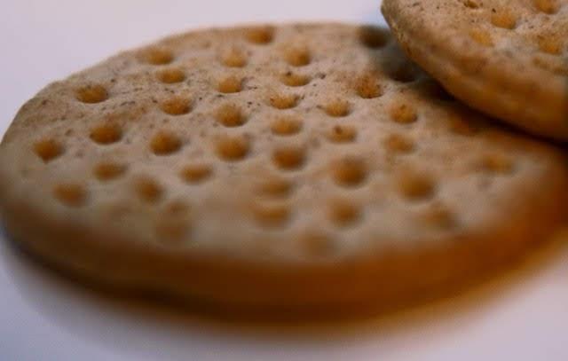 Biscotti senza zucchero aggiunto alla banana
