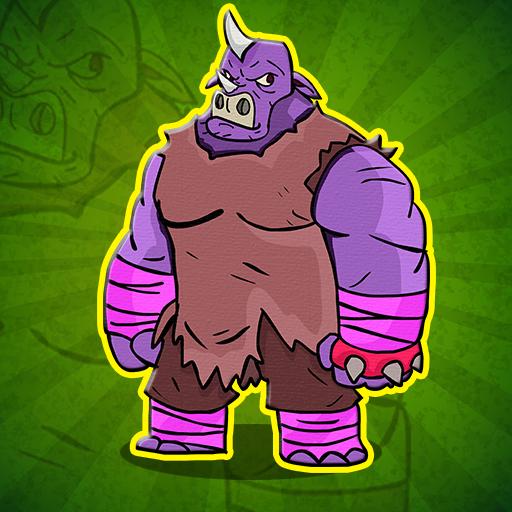 G2J The Rhinoceros Warrio…
