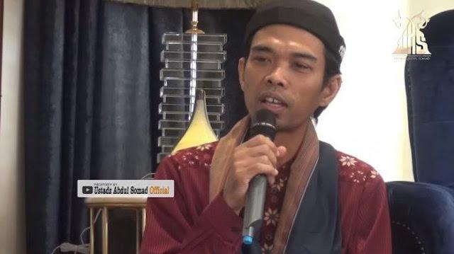 Ustadz Abdul Somad: Kenapa Cadar Dilarang, Celana Sempit Dibiarkan