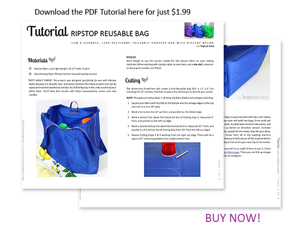 Download the PDF Tutorial here | The Inspired Wren