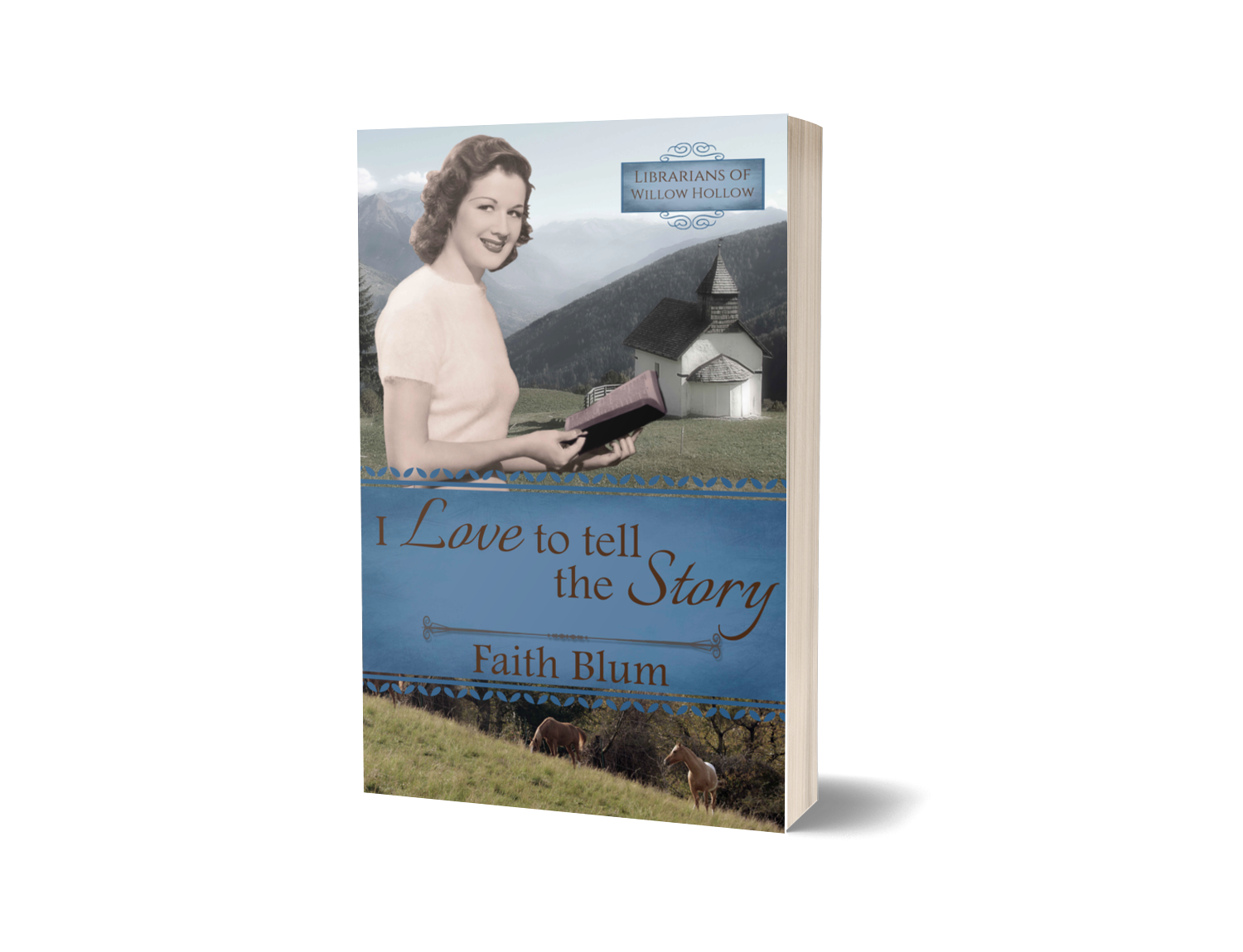 I Love to Tell the Story  by Janette Oke & Laurel Oke Logan (5 star review)