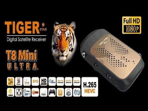 TIGER T8 HD ULtra Mini