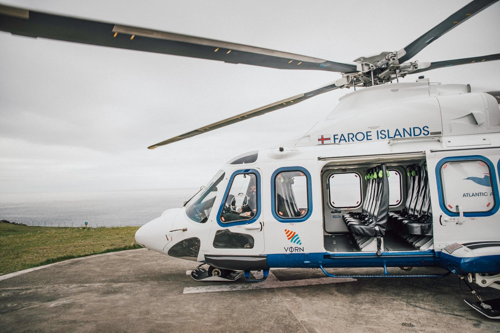 Mykines Day Trip Guide - Helicopter and Ferry liquid grain liquidgrain
