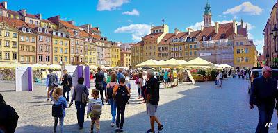 Der Altstadtplatz