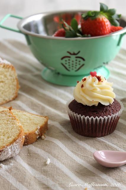 ricetta red velvet cupcakes