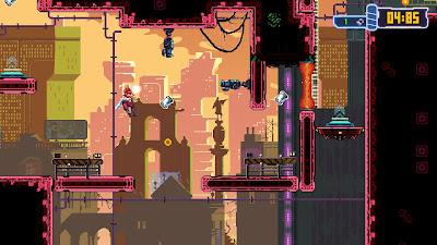 Aeon Drive Game Screenshot 3