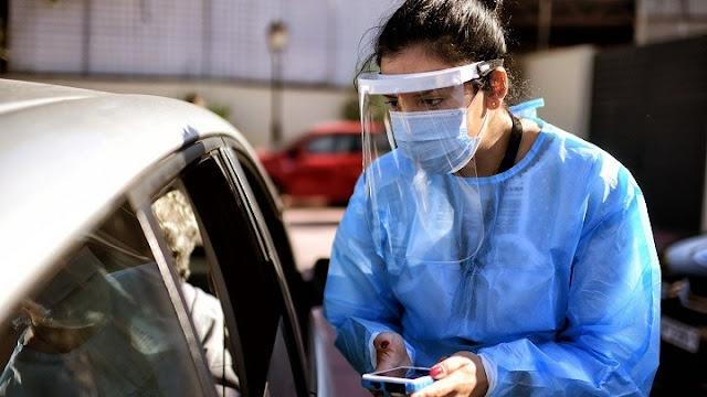Που μπορείτε να κάνετε rapid test μέσα από το αυτοκίνητο στην Αργολίδα την Κυριακή 13 Δεκεμβρίου