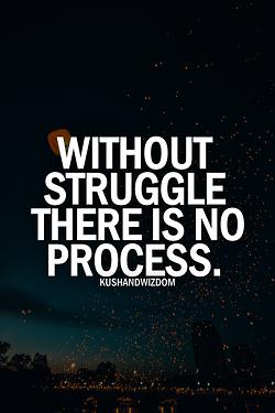 Wordless Wednesday 89 : Struggle
