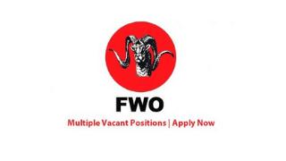 Frontier Works Organization FWO Jobs 2021 in Pakistan - https://careers.fwo.com.pk - FWO Latest Jobs 2021 - Today Govt Jobs in Pakistan