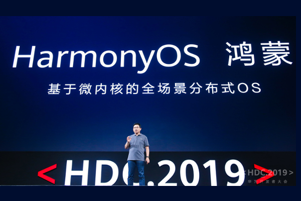 HUAWEI launches HarmonyOS, A new microkernel-based open source operating system