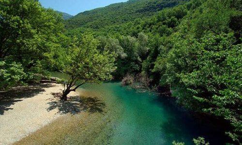 Από τη λίστα, φυσικά, δεν θα έλειπε η Ελλάδα. Αυτή τη φορά, η χώρα μας δεν εκπροσωπείται από κάποια παραλία, αλλά από έναν υπέροχο ποταμό: τον Βοϊδομάτη!