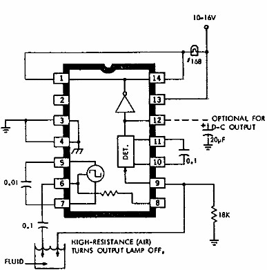Miraculous Circuits Apmilifier Uln2429A Based Liquid Detector Circuit Diagram Wiring Cloud Hisonuggs Outletorg
