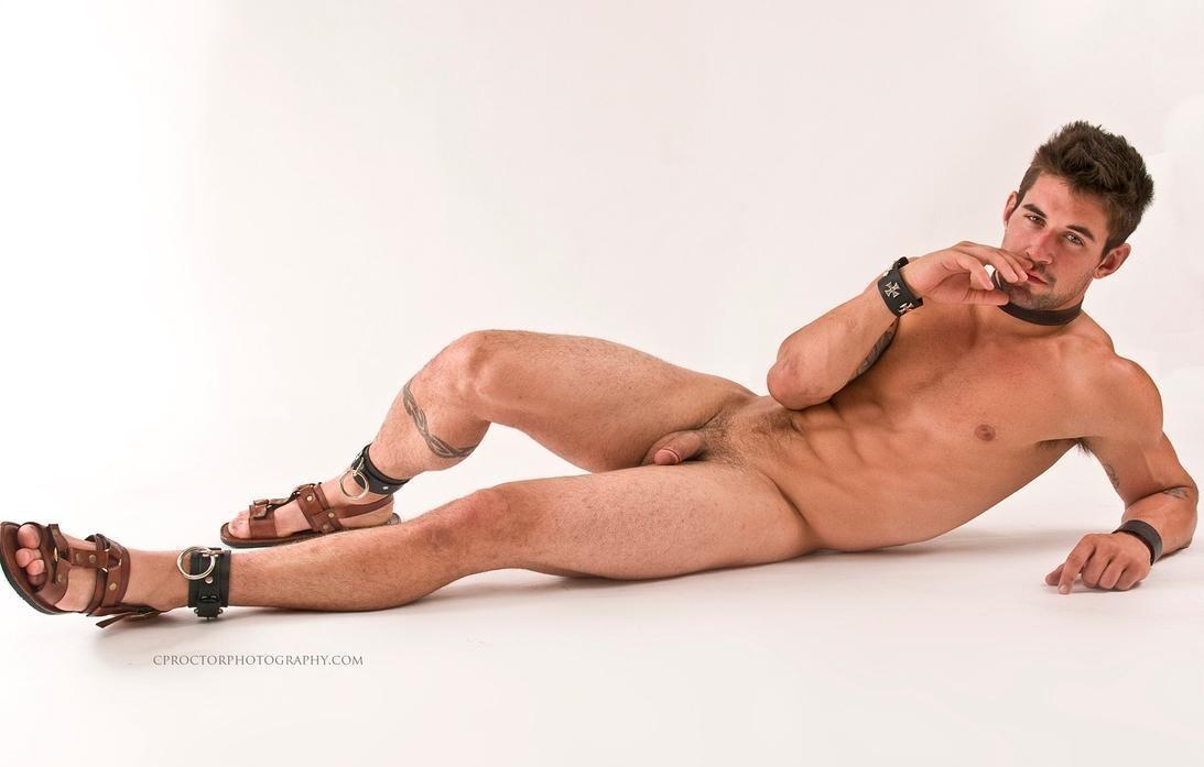 Ben Godfre Nude 14